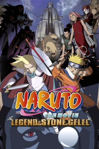 Naruto Movie 2: Legend of the Stone of Gelel